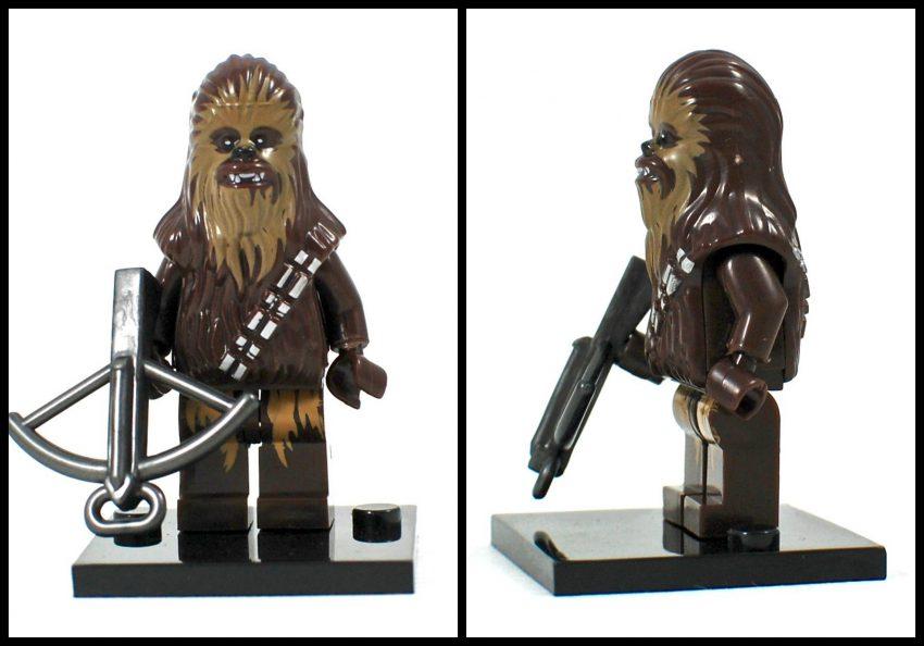 chewbacca mini figure