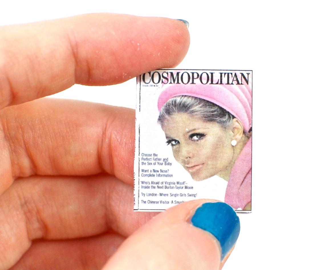 mini Cosmopolitan magazine