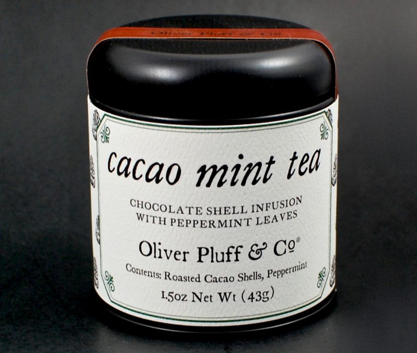 cacao mint tea