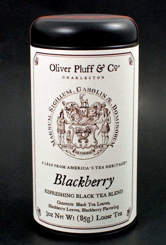 Oliver Pluff blackberry tea