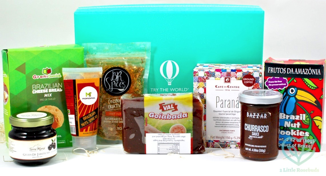 Try the World brazil review