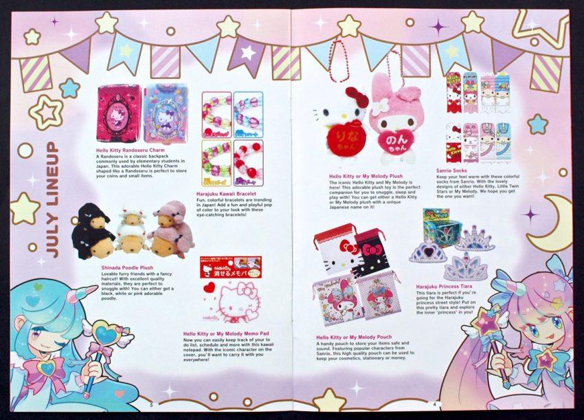 YumeTwins Sanrio box