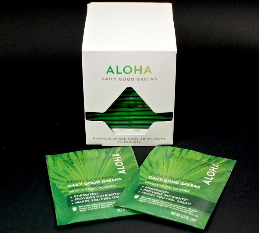 Aloha daily good greens