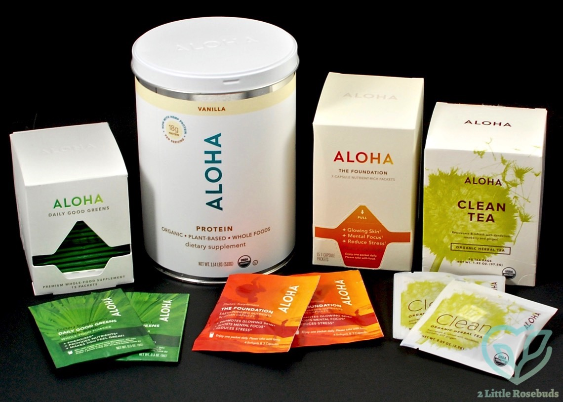 ALOHA 14-Day Detox review