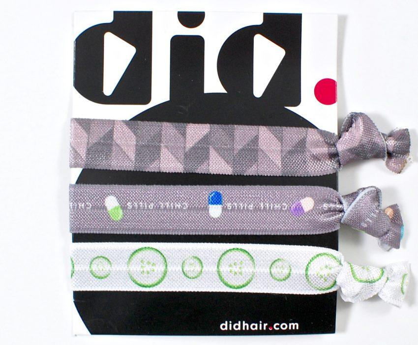 did hair ties