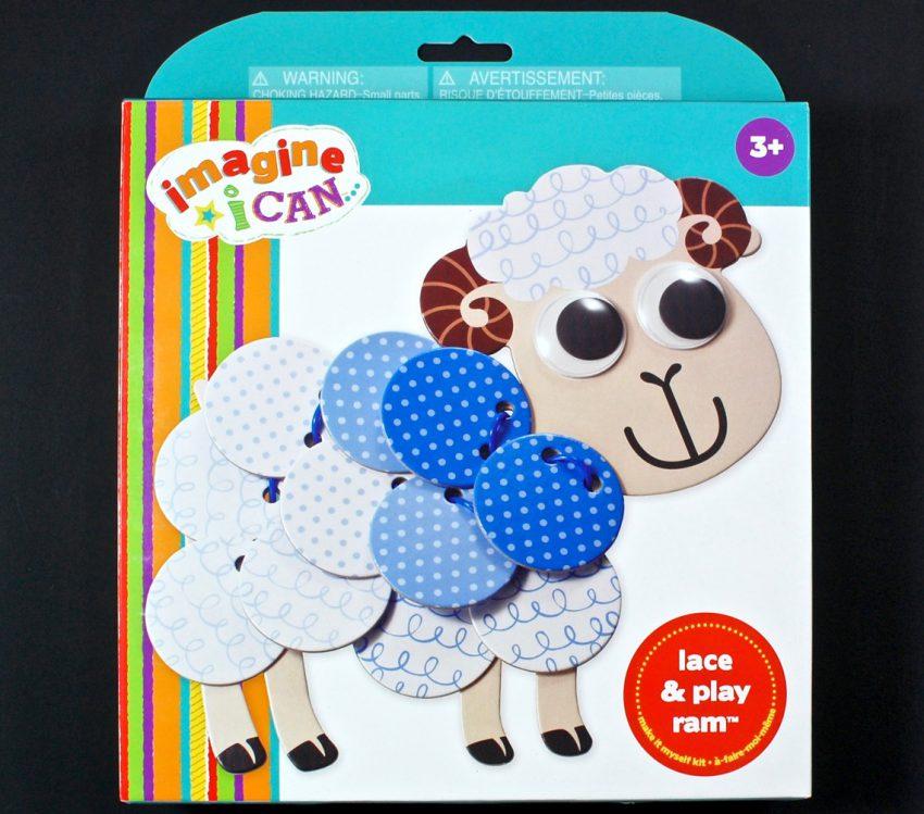 Imagine I Can lacing ram