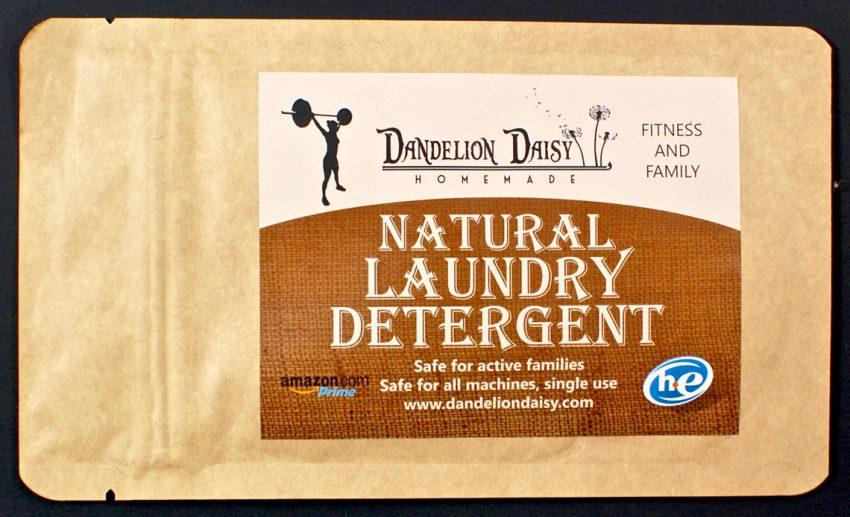 Dandelion Daisy detergent