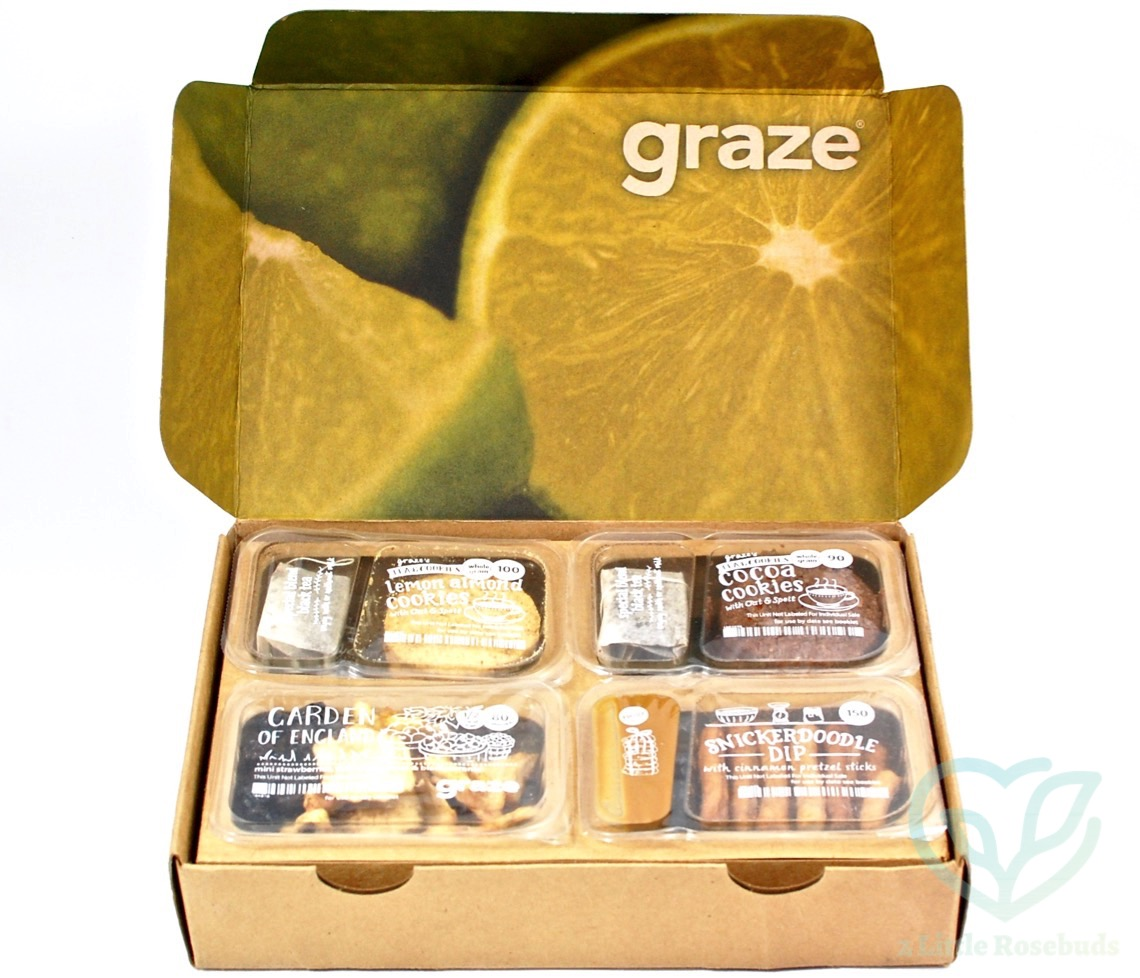 August 2016 Graze review