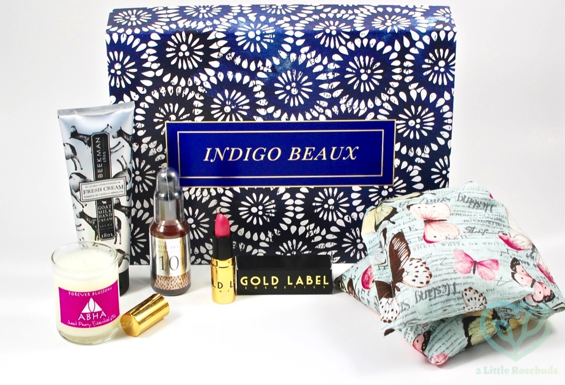 July 2016 Indigo Beaux review