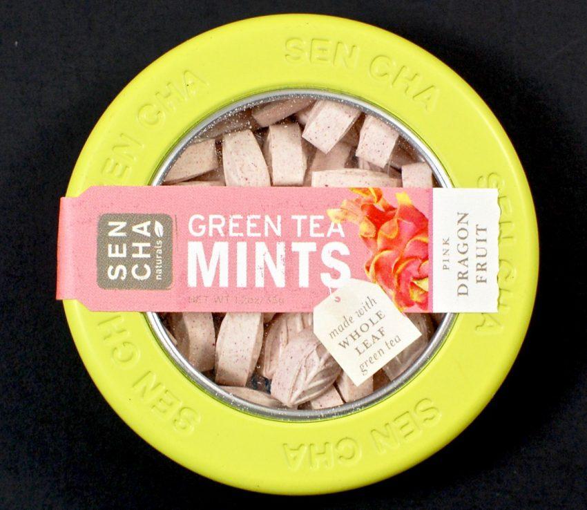 Sencha Sugar-Free Green Tea Mints