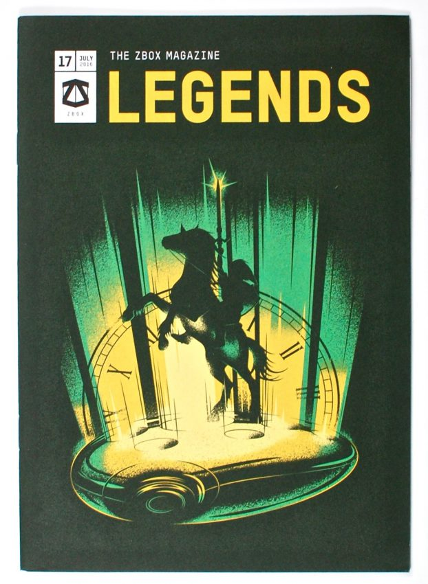 ZBox Legends review