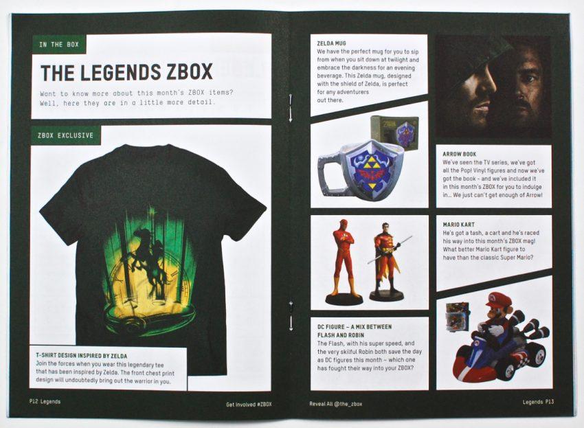 Z Box review