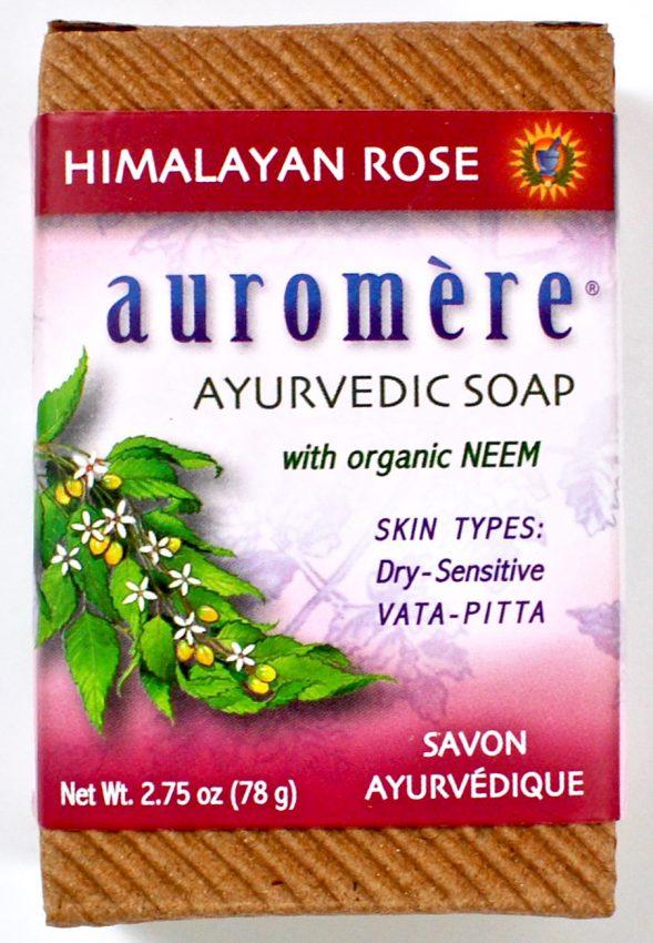 Auromere soap