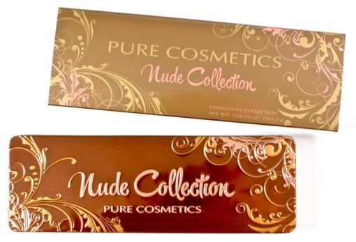 Pure Cosmetics Nude Collection