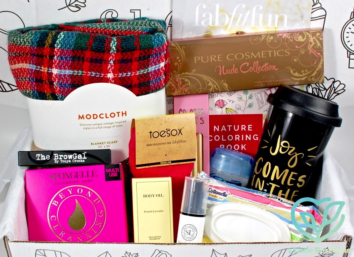 Fall 2016 Subscription Box Review amp; Coupon Code  2 Little Rosebuds