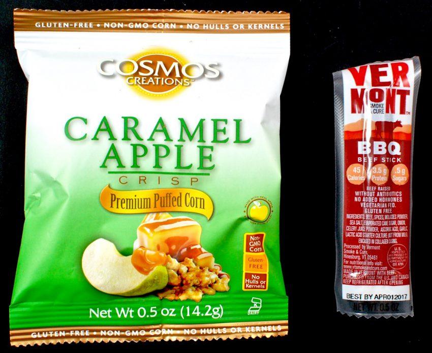 Cosmos caramel apple