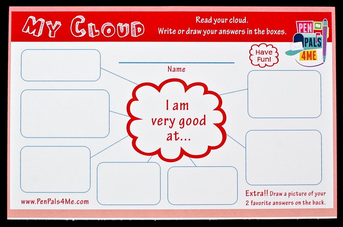 my cloud activity