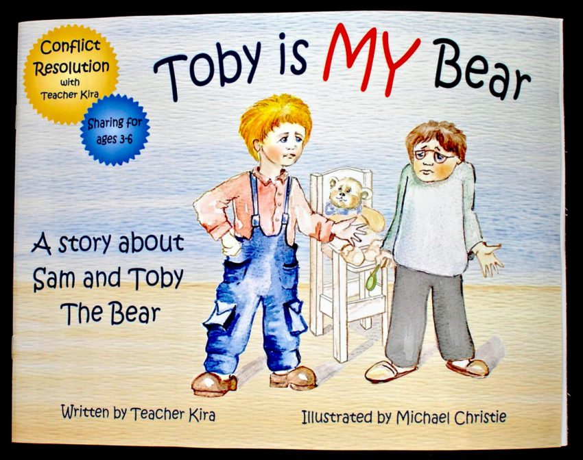 Toby is My Bear