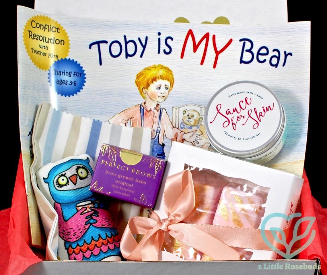 September 2016 Tonttu Box review