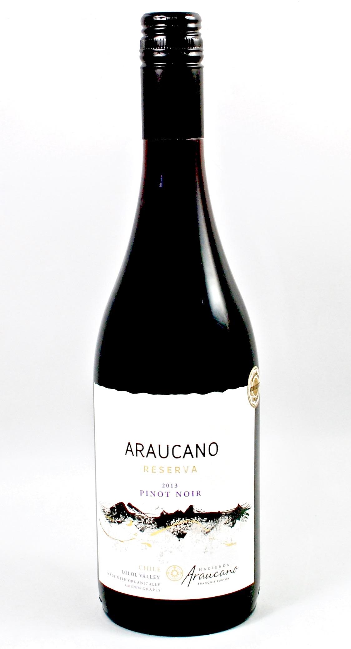 Hacienda Araucano Pinot Noir 2013