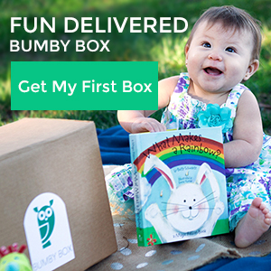 Fun Delivered - Get My First Bumby Box