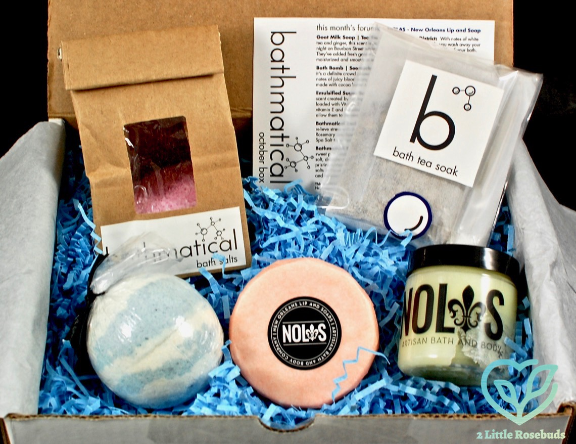 October 2016 Bathmatical review