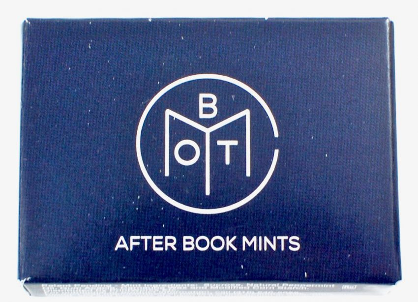 Book of the Month mints