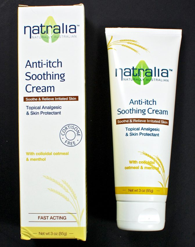 Natralia - Anti-itch Soothing Cream