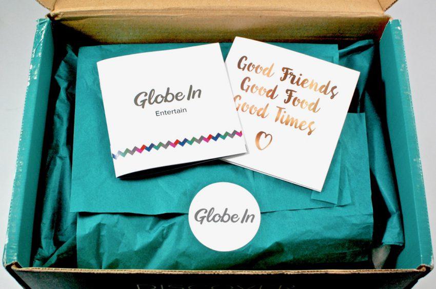 GlobeIn Entertain box review