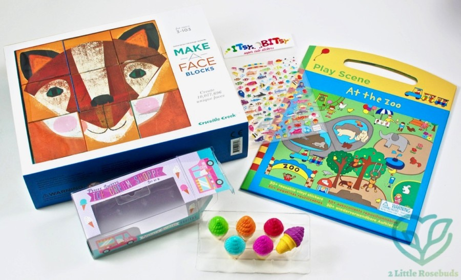 October 2016 Hoot for Kids review