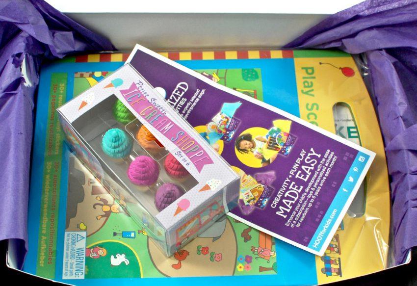 Hoot for Kids box