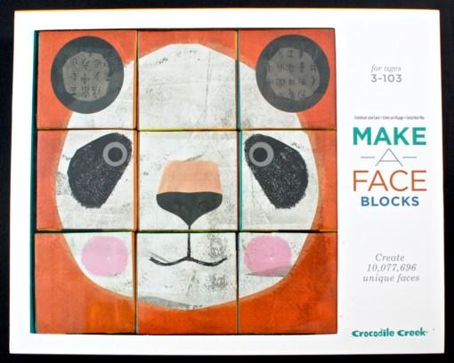 Make a Face Blocks