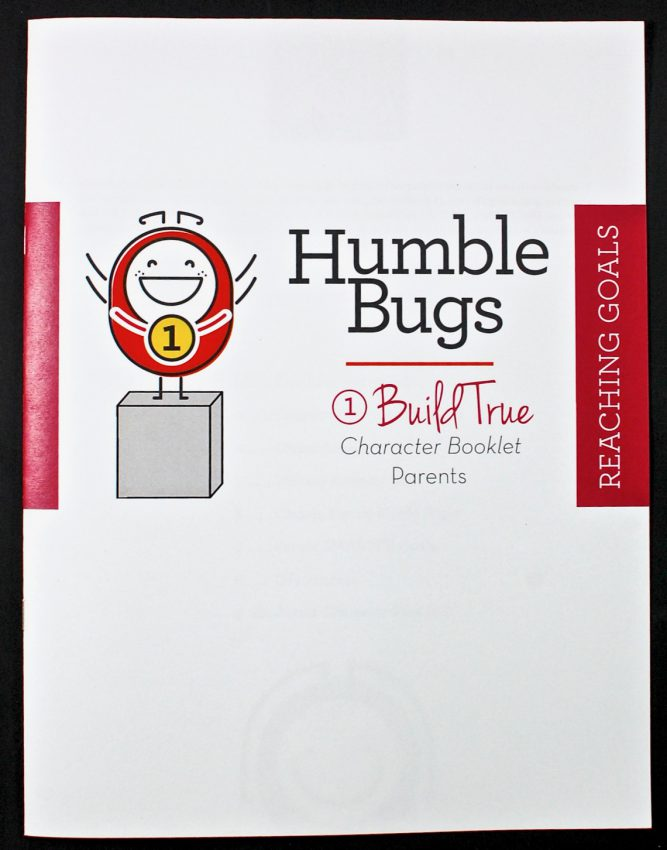 Build True booklet
