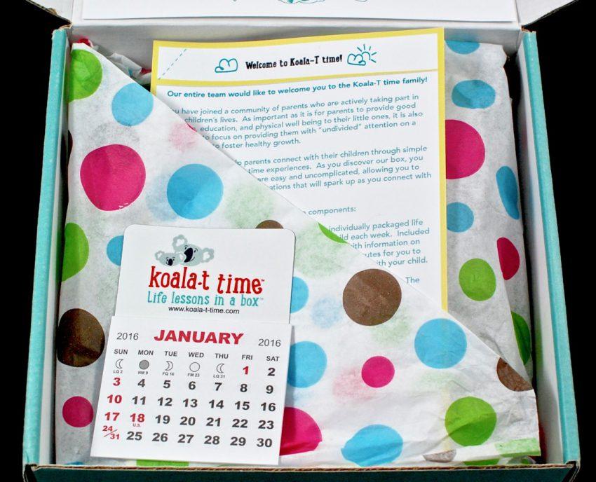 koala t time box