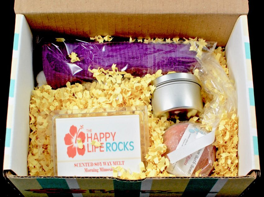 The Happy Life Rocks review