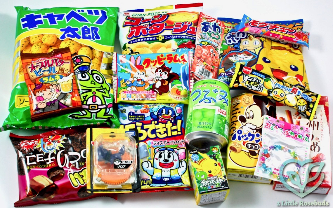 September 2016 TokyoTreat review