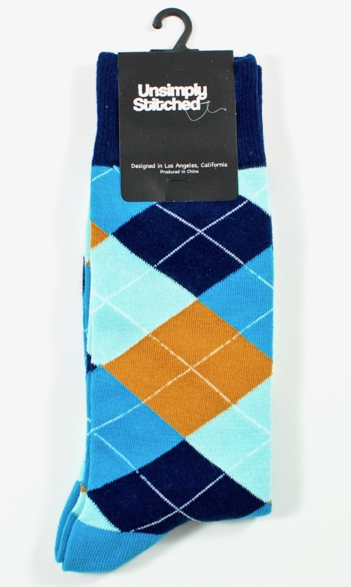 Unsimply Stitched socks