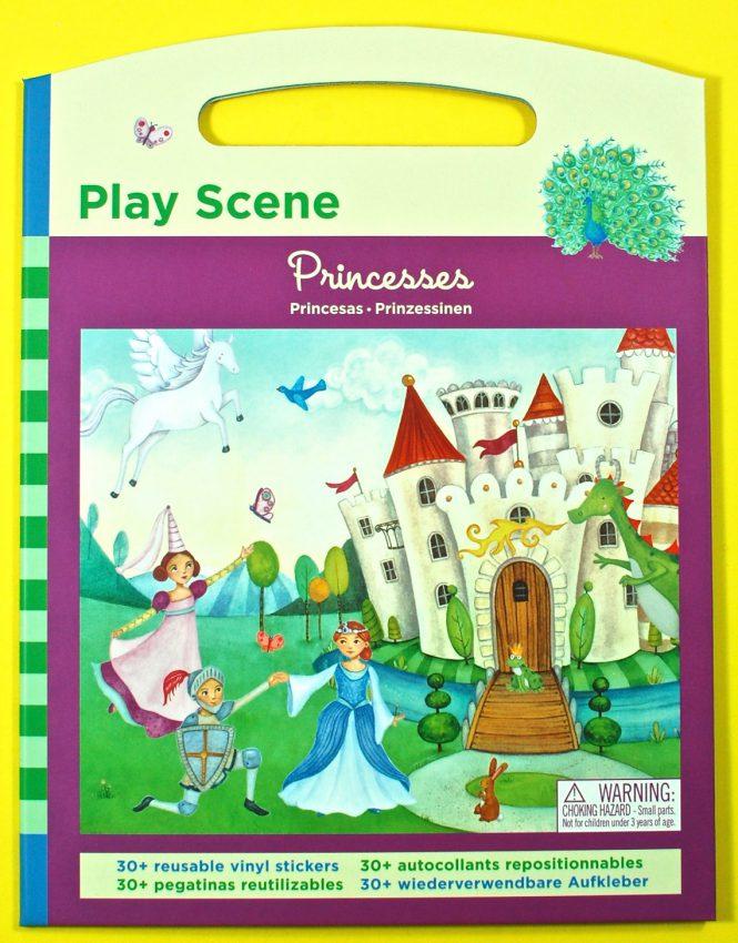 princess play scene