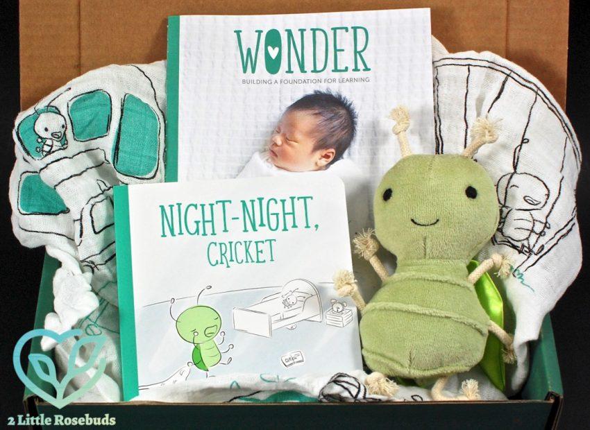 Cricket Crate November 2016 Subscription Box Review