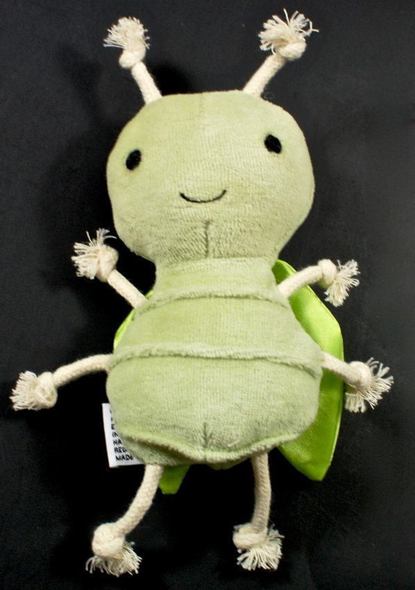 Cricket Crate plush