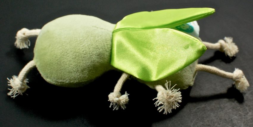 plush cricket