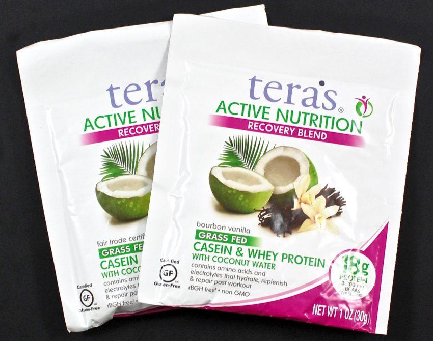 Tera's whey protein