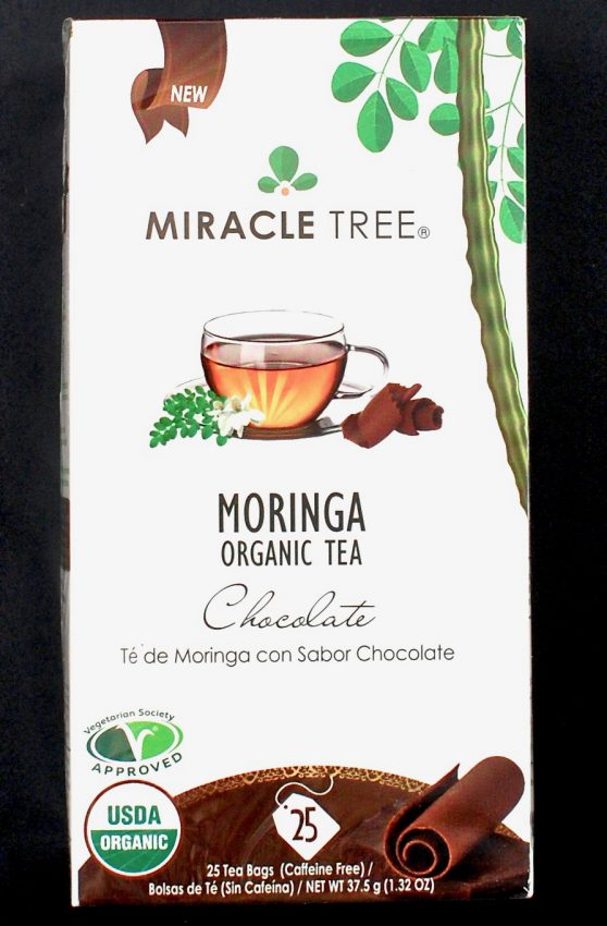 Miracle Tree moringa tea