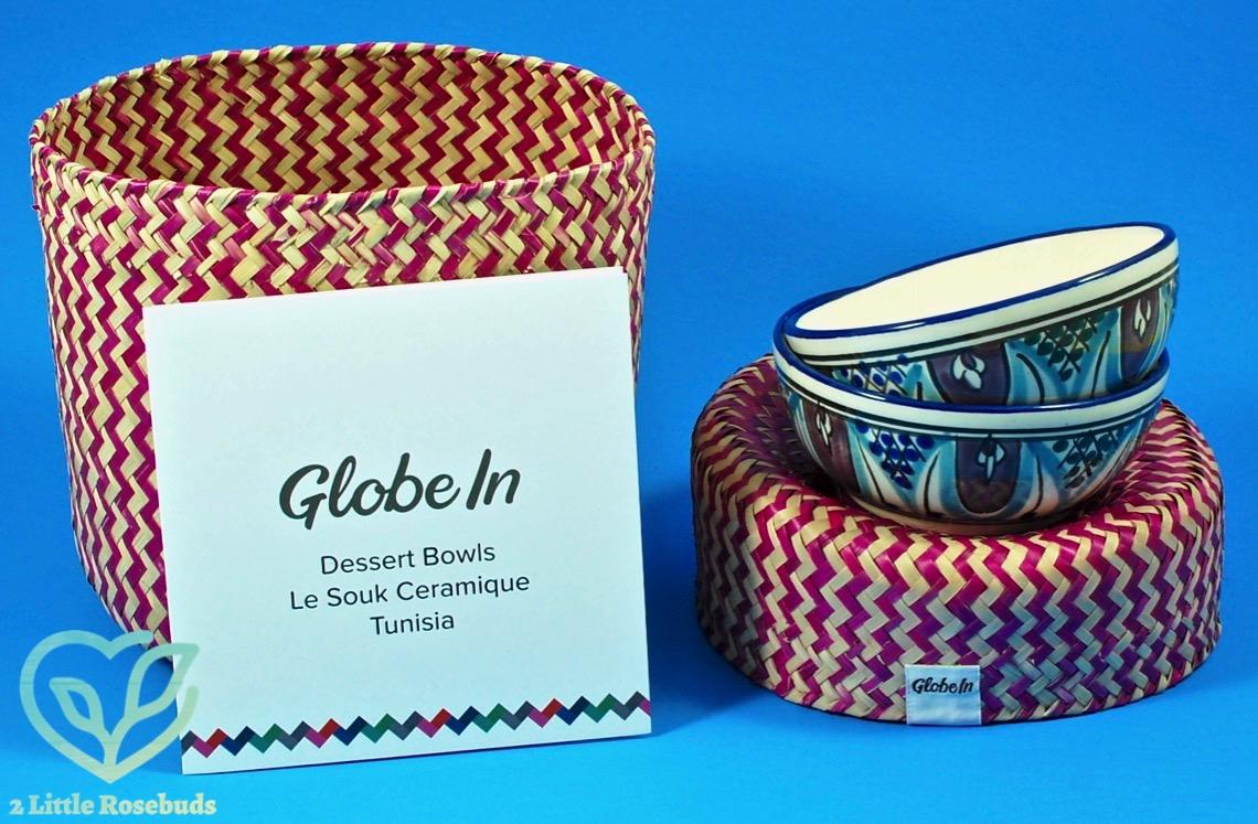 November 2016 GlobeIn Benefit Basket review