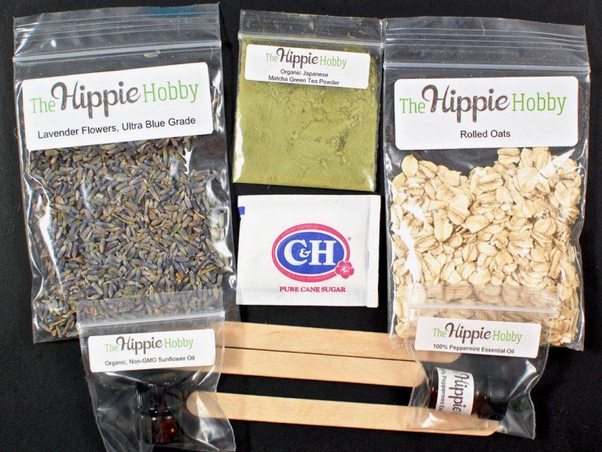 Hippie Hobby soap