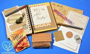 November 2016 Holly Journals review