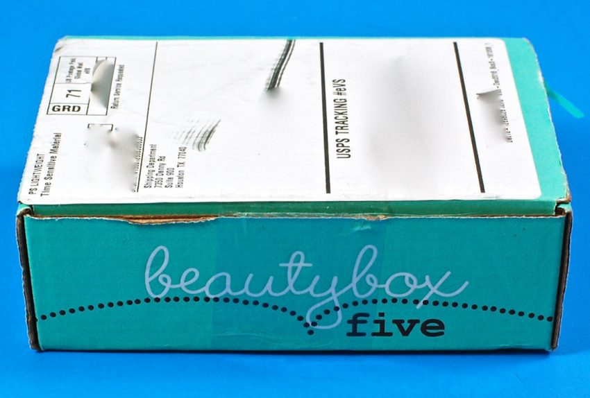 Beauty Box 5 review