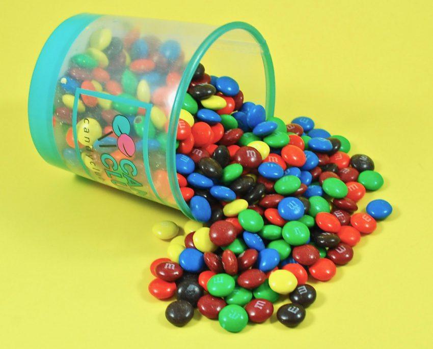 M&M candies