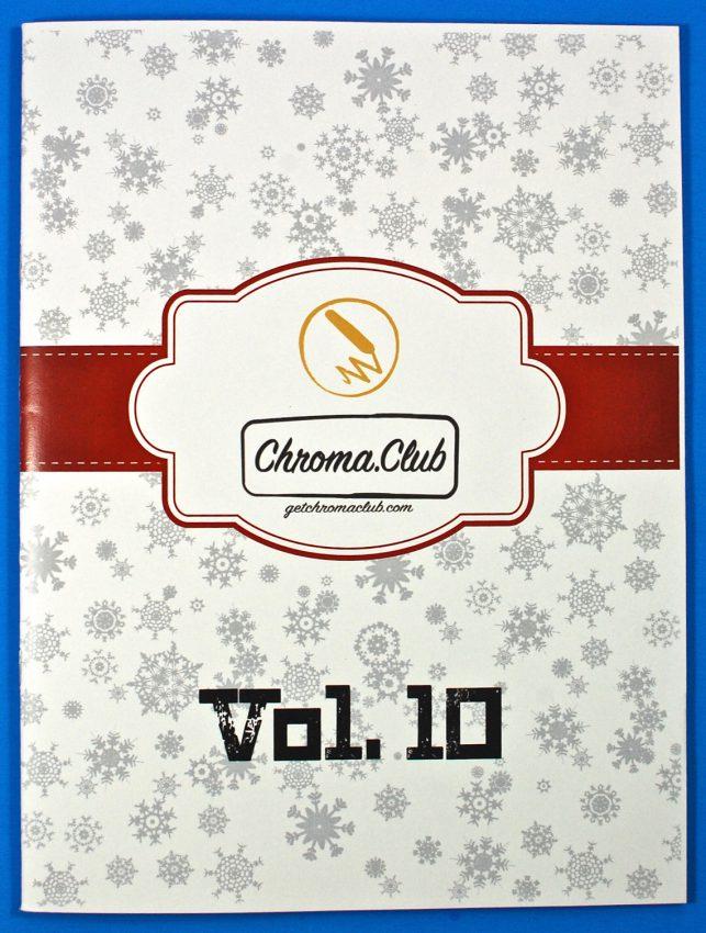 Chroma Club book