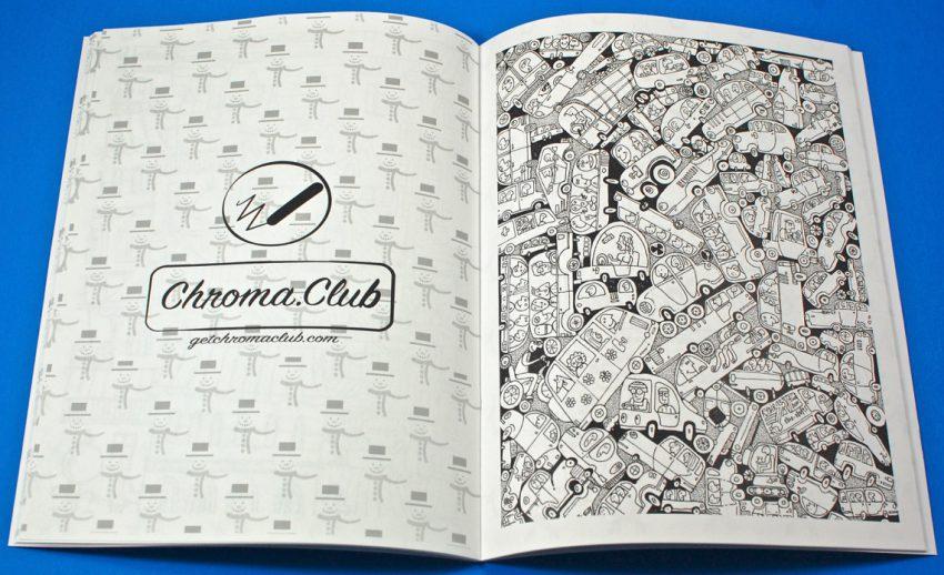 chroma.club review